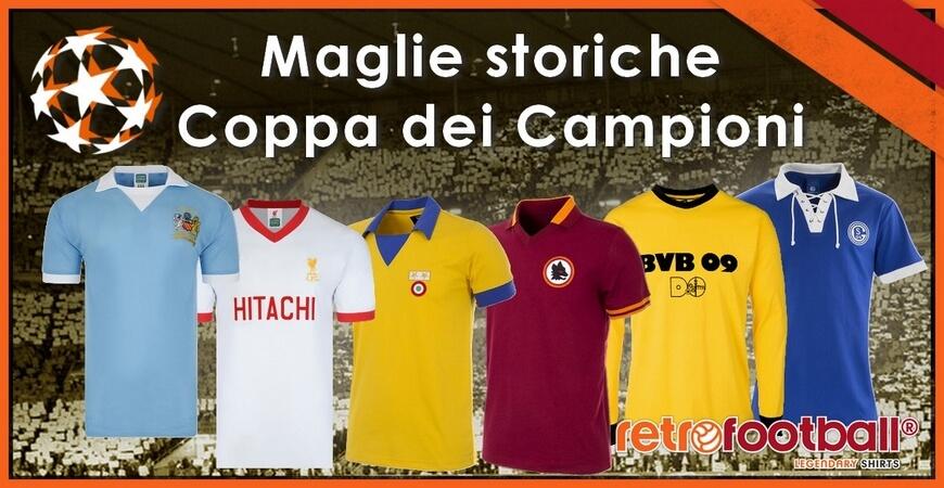 Calcio shop. Maglie da Calcio Storiche e retro.  c9ee93243