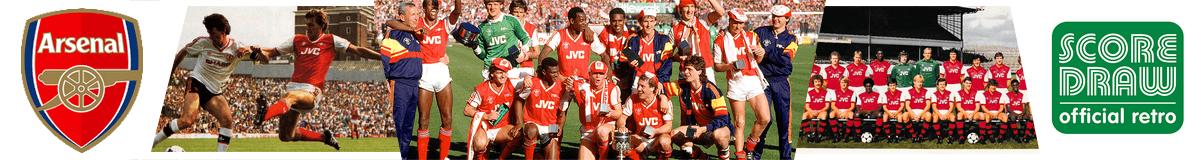 Maglie Vintage Arsenal FC