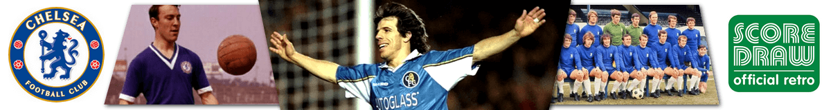 Maglie Storiche Chelsea FC