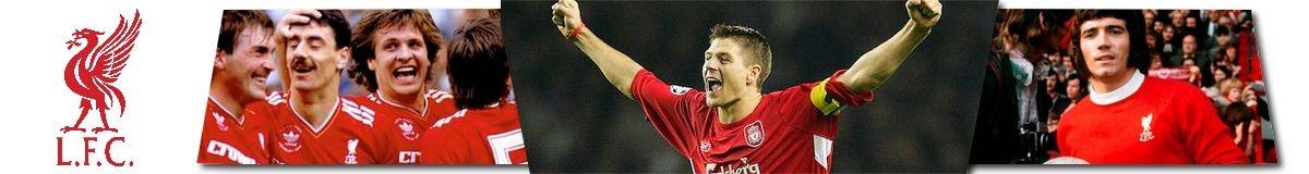 Maglie storiche Liverpool FC