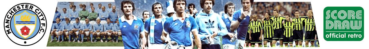 Maglie Vintage Manchester City FC