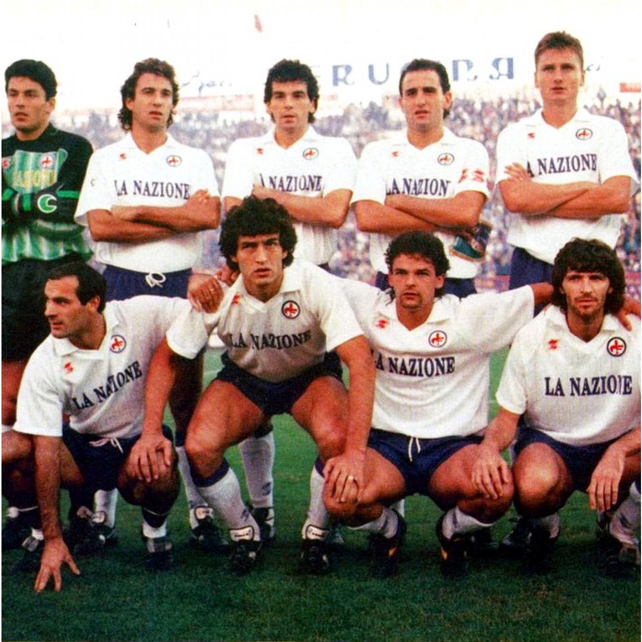 Maglia Fiorentina 1989/90 Baggio