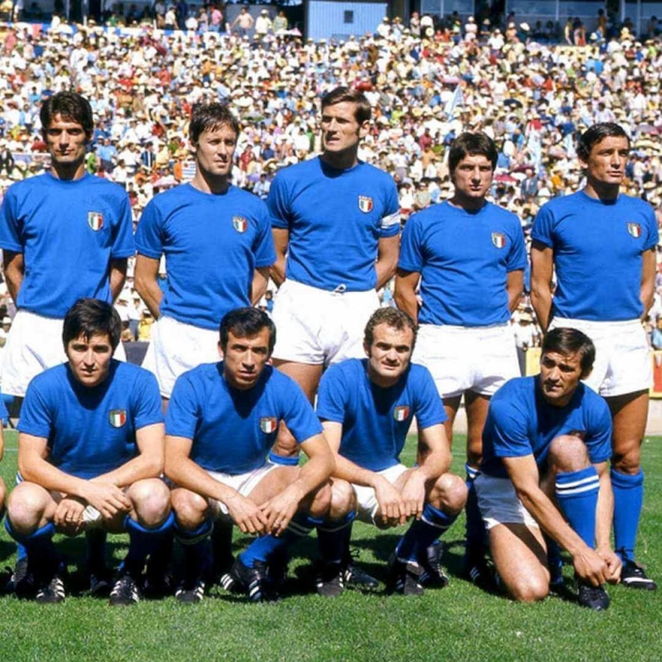 Maglia Italia 1970