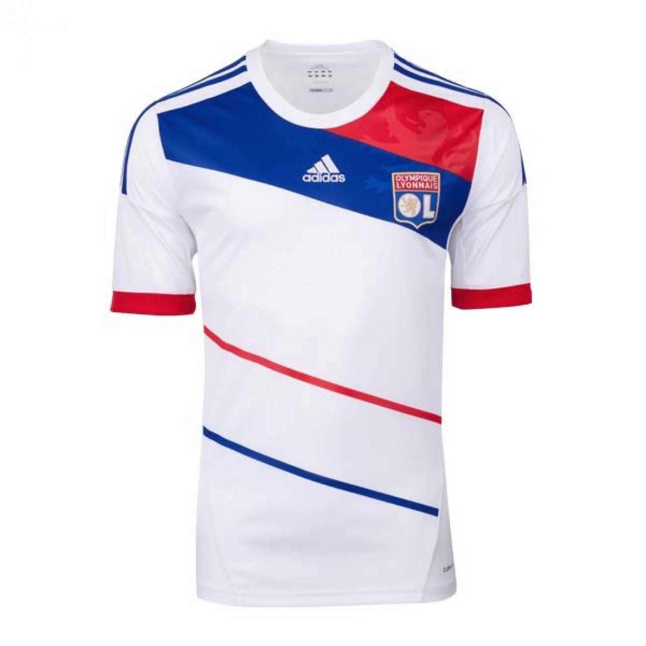 Maglia Olympique Lyon 2012-2013