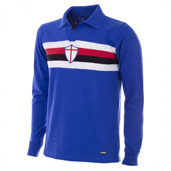 Retrofootball® Sampdoria 501956 Maglia Vintage Anni 1957 7gYf6vby