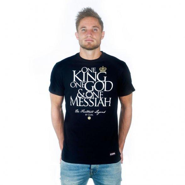 Messiah T-Shirt   Black