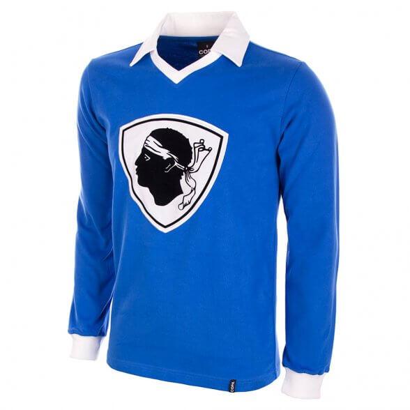 Maglia Bastia 1977-78