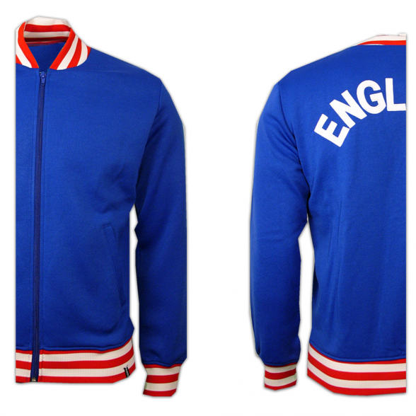 Felpa retro Inghilterra Mondiale 1966