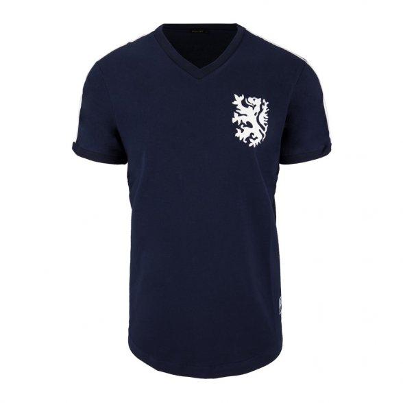 T Shirt Olanda 1974 | Blu