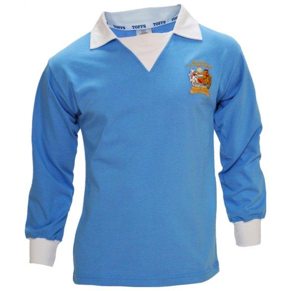 Maglia storica Manchester City 1976