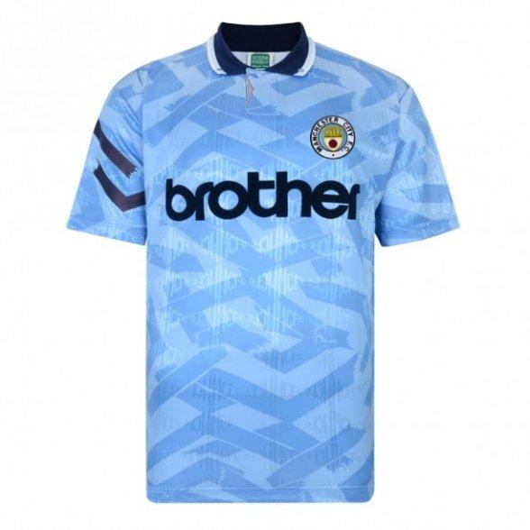 Maglia storica Manchester City 1992