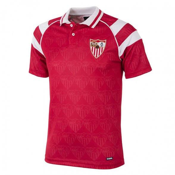 Maglia retro Sevilla FC 1992 - 93 Away