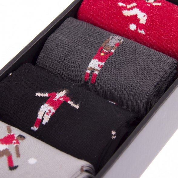SL Benfica Casual Socks Box Set