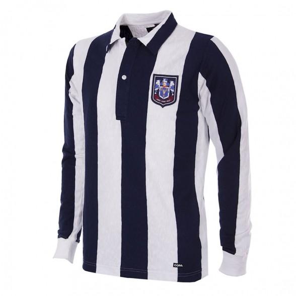 Maglia West Bromwich Albion 1953/54