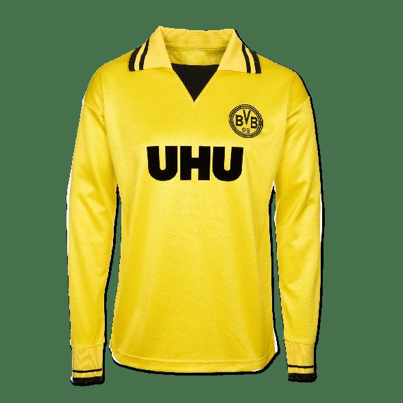 Maglia Borussia Dormund 1980-83 - Manica Lunga