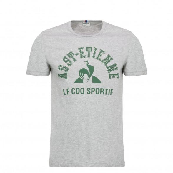 T-Shirt Saint Etienn Grigia