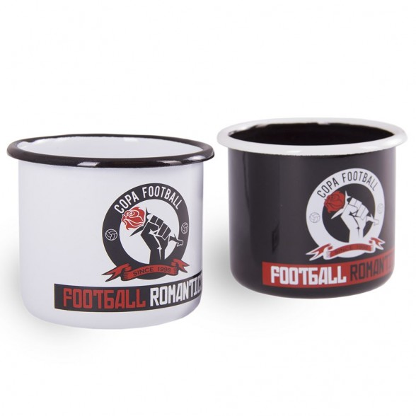 Football Romantic Set Tazze Caffè