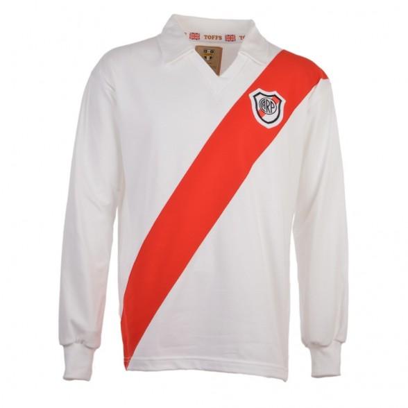 Maglia River Plate anni 60