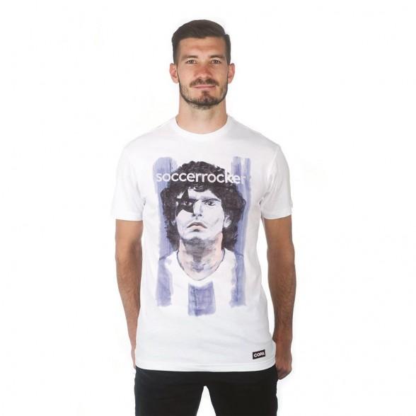 SoccerRocker x COPA T-shirt | White