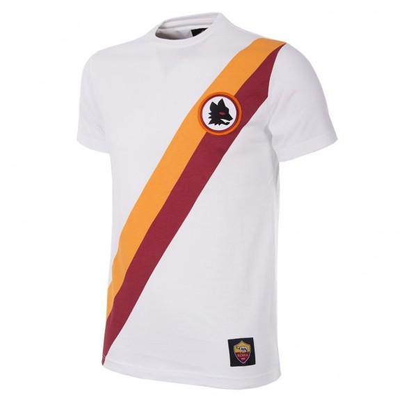 AS Roma Away Retro T-Shirt