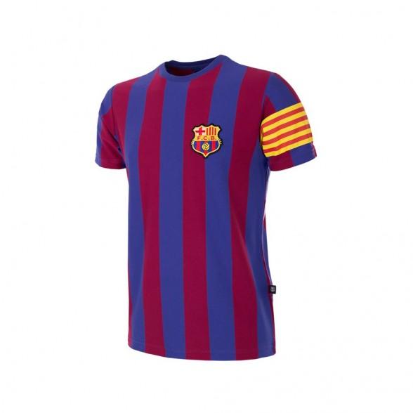 FC Barcelona Captain Retro Kids T-Shirt