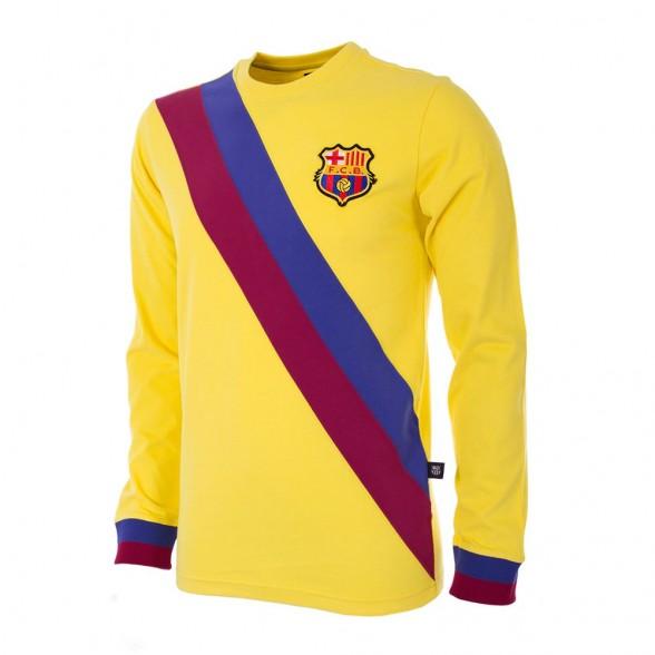 Maglia Barcellona 1974-75 away