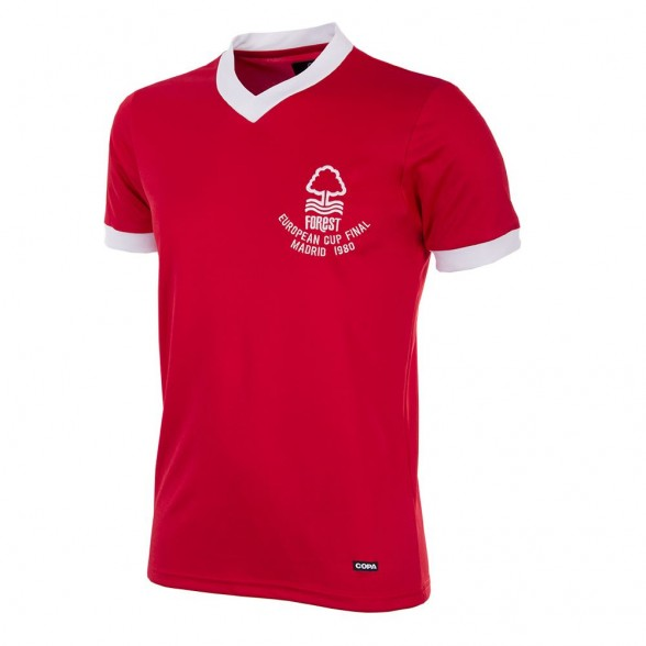 Maglia Nottingham Forest 1979/80