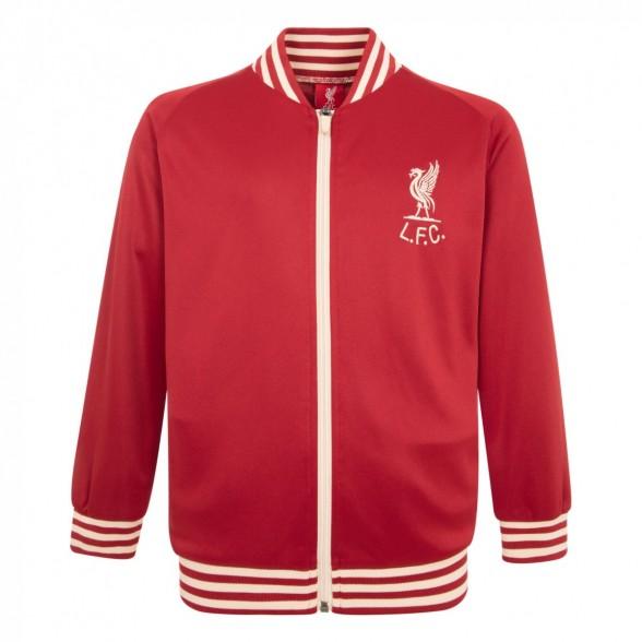 Felpa Retro Liverpool | Bambino
