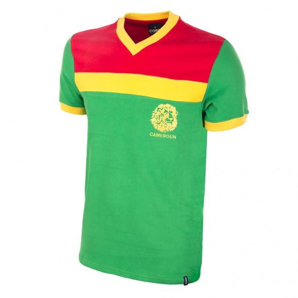 Maglia storica Camerun 1989