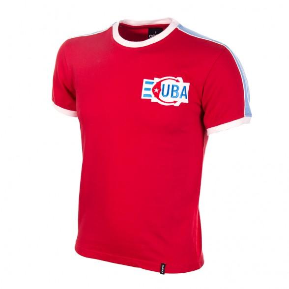 Maglia vintage Cuba anni 80