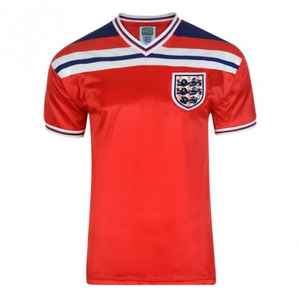 Maglia Inghilterra 1982 - Away