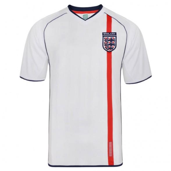 Maglia storica Inghilterra 2002