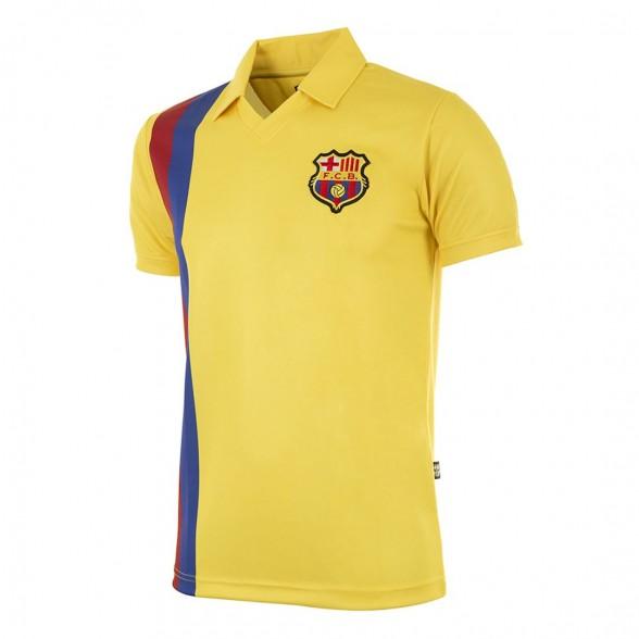 Maglia storica FC Barcelona 1981-82 Away