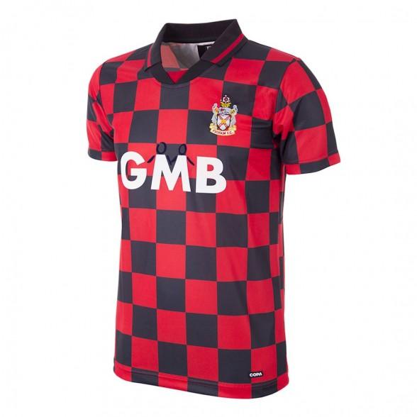 Maglia storica Fulham FC 1996-97 Away