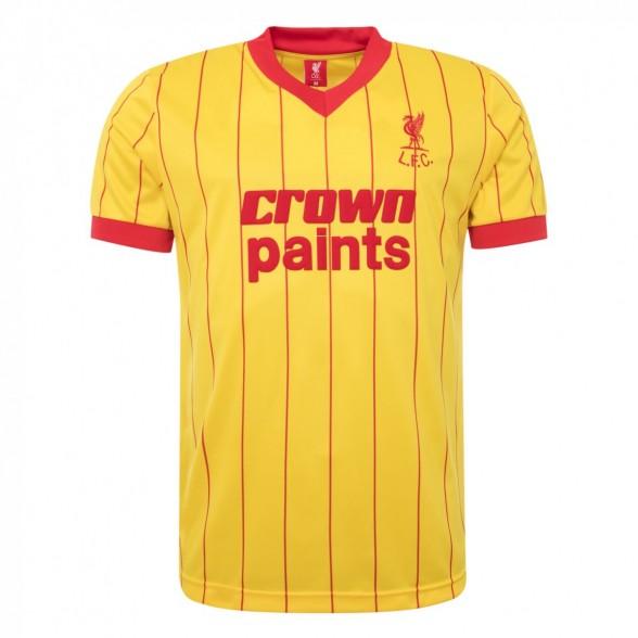 Maglia Liverpool 1981/82 | Away