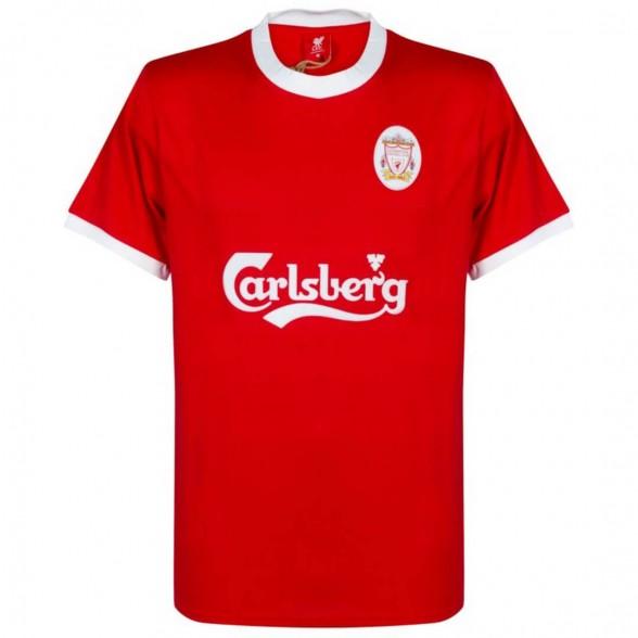 Maglia storica Liverpool FC 1998-2000