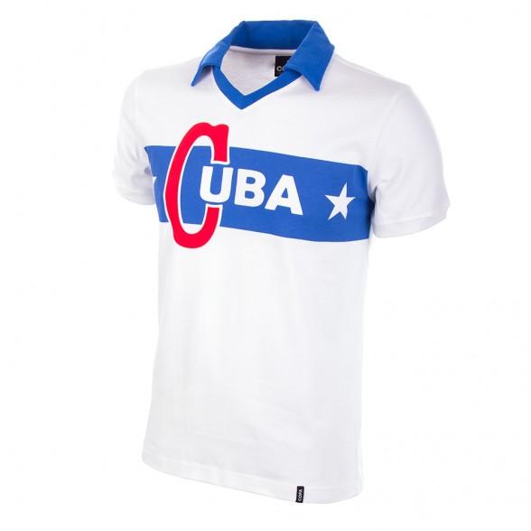 Maglia Cuba 1962 Castro