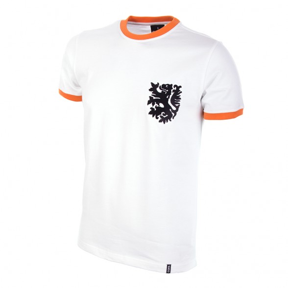 Maglia Olanda anni 70 bianca