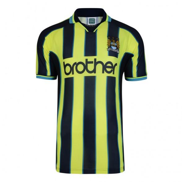 Maglia Manchester City 1999 Wembley
