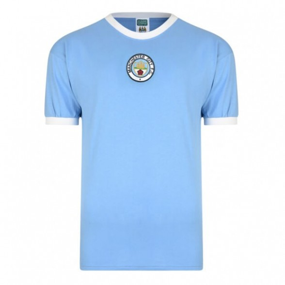 Maglia storica Manchester City 1972