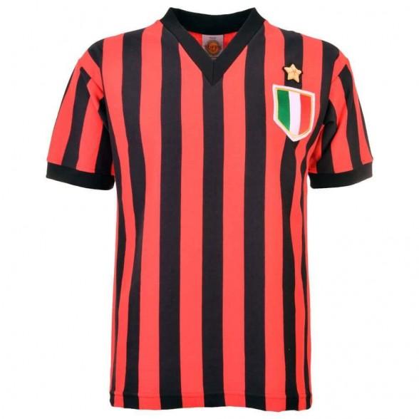 Maglia storica Milan 1979-80 anni 80