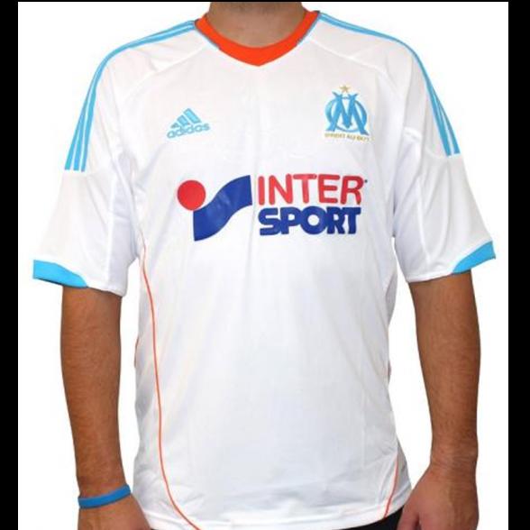 Maglia Olympique Marseille 2012-2013