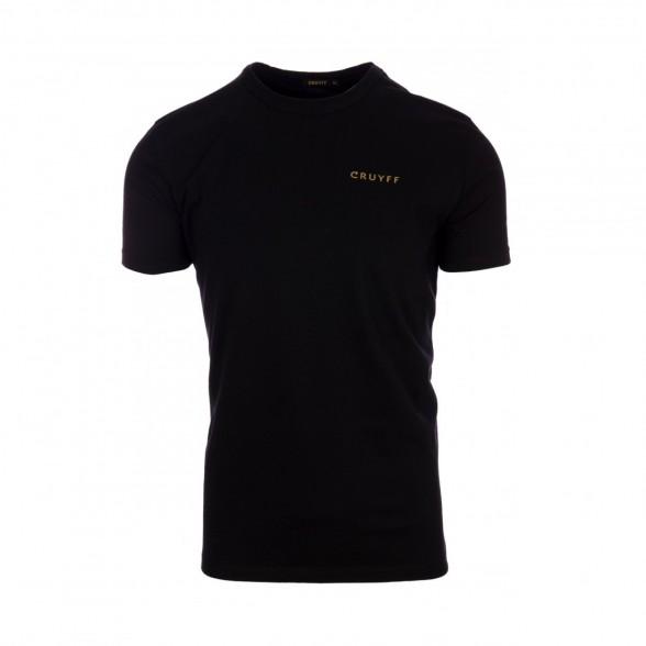 T-shirt Cruyff 14 | Nero / Oro