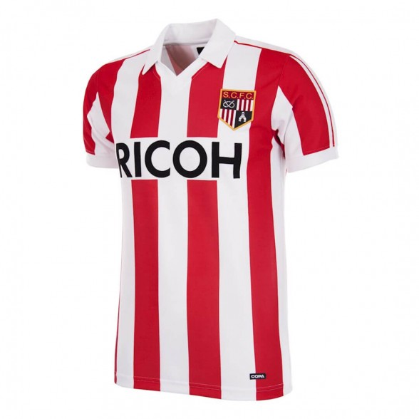 Maglia storica Stoke City FC 1981-83