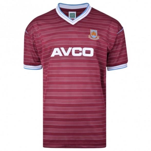 Maglia storica West Ham 1978