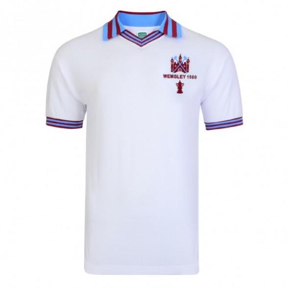 Maglia West Ham 1980 away