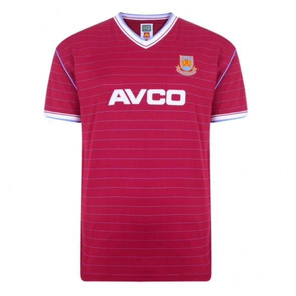Maglia West Ham 1985/86