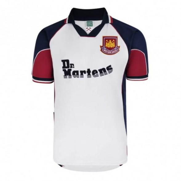 Maglia West Ham 1998/99 | Away