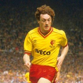 Maglia Watford FC 1983/84