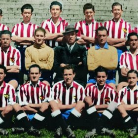 Atletico Madrid 1939-40 retro shirt